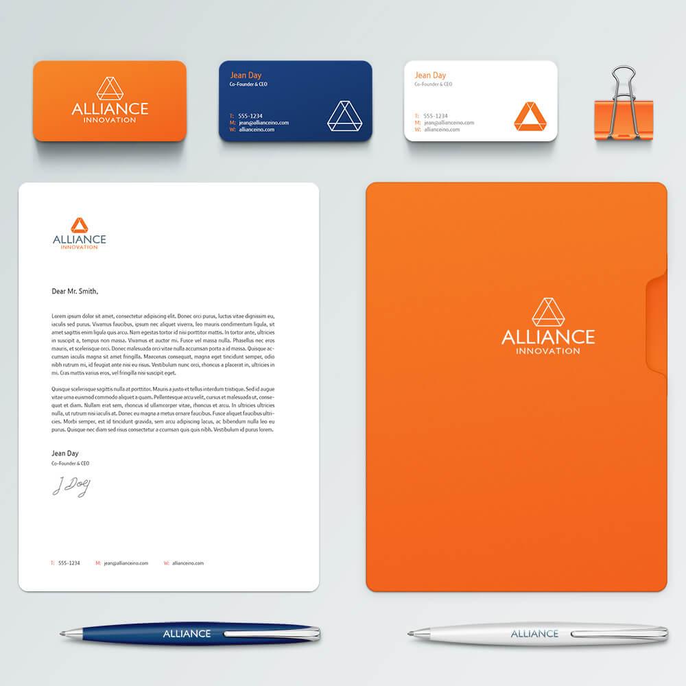 aliiance-branding-design