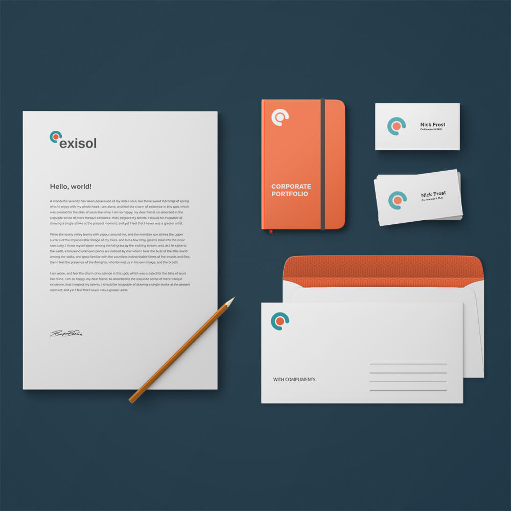 exisol-branding-design