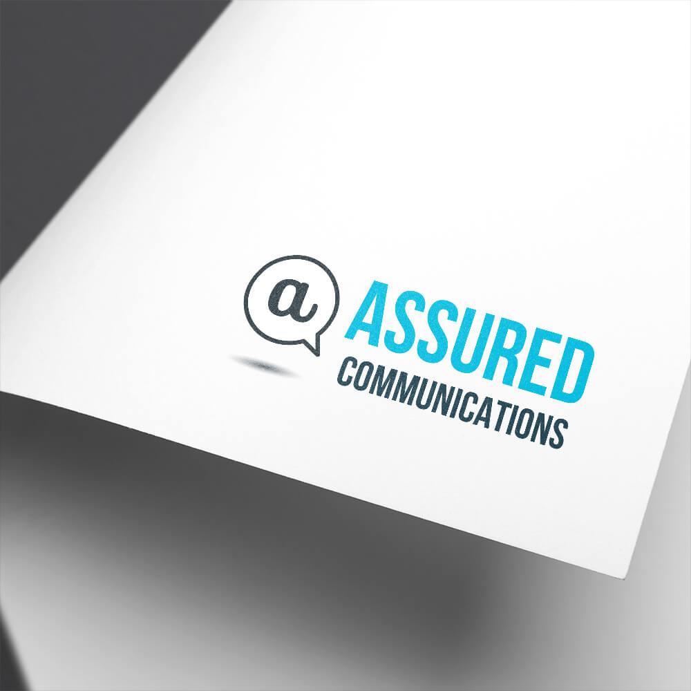 Assured logo design